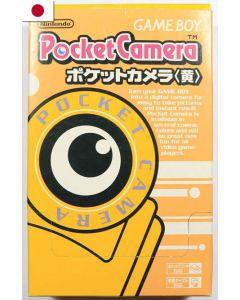 Jeu Pocket Camera Game Boy jaune (Jap) pour Game Boy