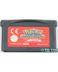 Jeu Pokemon Mystery Dungeon Red Rescue Team pour Game Boy Advance