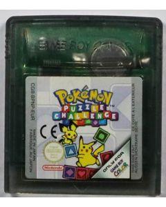 Jeu Pokémon Puzzle Challenge pour Game Boy Color