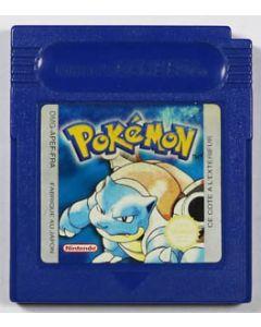 Jeu Pokémon Version Bleue pour Game Boy