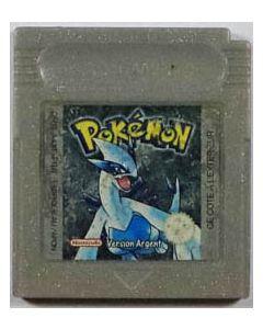 Jeu Pokémon version Argent pour Game Boy Color
