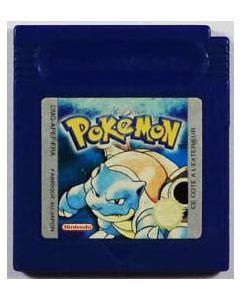Jeu Pokémon version Bleu (anglais) pour Game Boy
