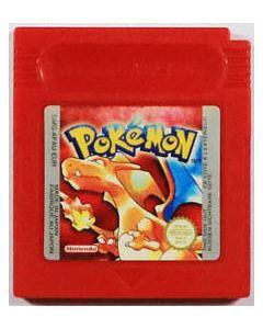 Jeu Pokémon version Rouge (anglais) pour Game Boy