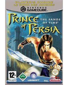 Jeu Prince Of Persia - The Sand Of Time - Choix des joueurs pour Gamecube
