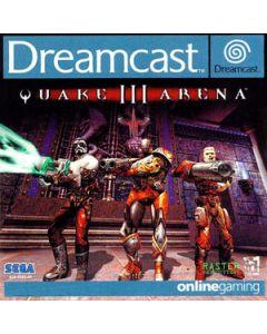 Jeu Quake 3 Arena pour Dreamcast