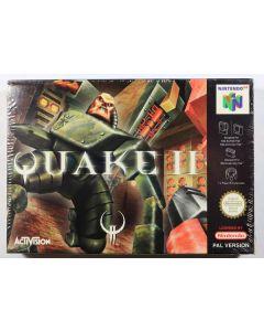 Jeu Quake II pour Nintendo 64