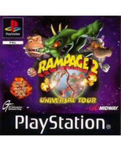 Jeu Rampage 2 Universal Tour pour PS1