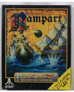 Jeu Rampart (neuf) pour Atari Lynx