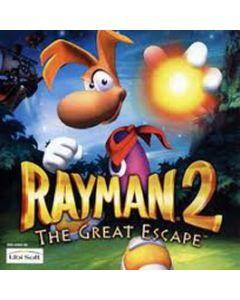 Jeu Rayman 2 : The Great Escape pour Dreamcast