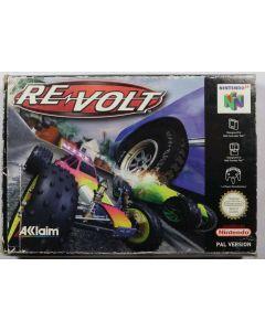 Jeu Re-Volt pour Nintendo 64