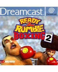 Jeu Ready 2 Rumble Boxing Round 2 pour Dreamcast