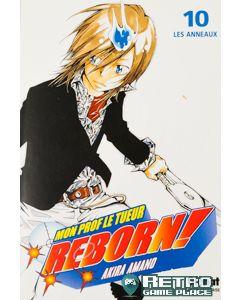 Manga Reborn tome 10