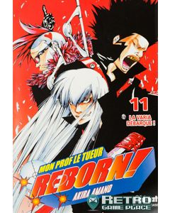 Manga Reborn tome 11