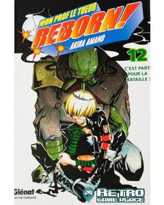 Manga Reborn tome 12
