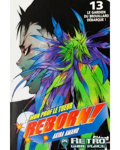 Manga Reborn tome 13