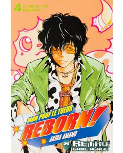 Manga Reborn tome 4