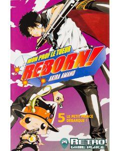 Manga Reborn tome 5