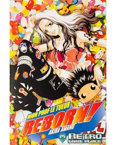 Manga Reborn tome 6