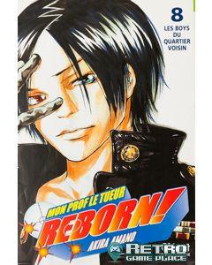 Manga Reborn tome 8