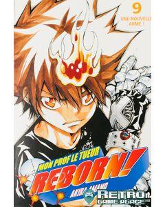 Manga Reborn tome 9