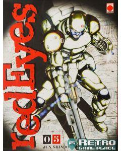 Manga Red eyes tome 5