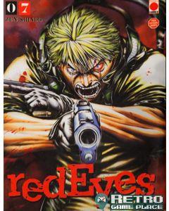 Manga Red eyes tome 7