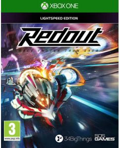 Jeu Redout Lightspeed Edition (neuf) pour Xbox One