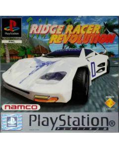 Jeu Ridge Racer Revolution Platinum pour PS1