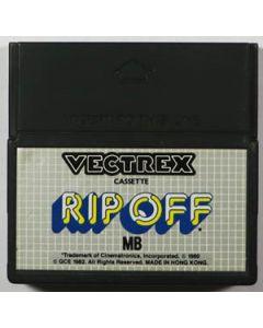 Jeu Rip Off pour Vectrex