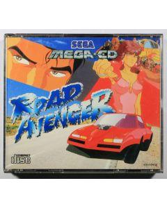 Jeu Road Avenger pour Mega-CD