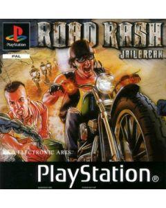 Jeu Road Rash - Jailbreak pour Playstation