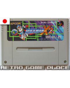 Jeu Rockman X 2 / Megaman X 2 pour Super Famicom