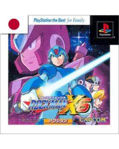 Jeu Rockman X6 pour Playstation