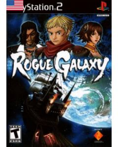 Jeu Rogue Galaxy (Version US) pour Playstation 2 US