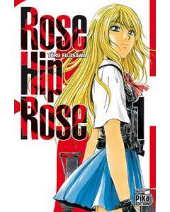 Manga Rose Hip Rose tome 01