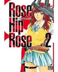 Manga Rose Hip Rose tome 02