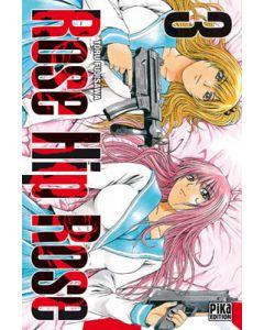 Manga Rose Hip Rose tome 03