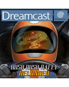 Jeu Rush Rush Rally Reloaded pour Dreamcast