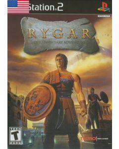 Jeu Rygar - The Legendary Adventure (Version US) pour Playstation 2 US