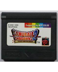 Jeu Samurai Shodown 2 pour Neo Geo Pocket Color