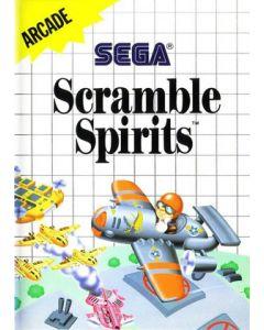 Jeu Scramble Spirits pour Master System