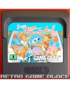 Jeu Sega Game Pack 4 in 1 pour Game Gear
