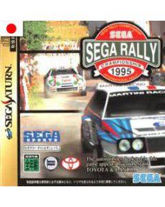 Jeu Sega Rally Championship 1995 pour Saturn