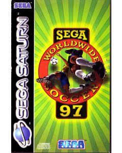 Jeu Sega Worldwide Soccer 97 pour Saturn