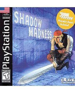 Jeu Shadow Madness pour Playstation US