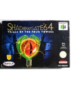 Jeu Shadowgate 64 pour Nintendo 64