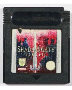 Jeu Shadowgate Classic pour Game Boy