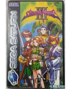 Jeu Shining Force 3 pour Sega Saturn