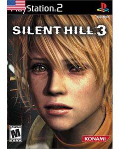 Jeu Silent Hill 3 (Version Us) pour Playstation 2 US