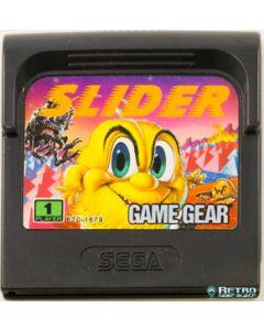 Jeu Slider pour Game Gear